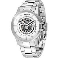 watch mechanical man Sector 480 R3223597001