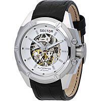 watch mechanical man Sector R3221581002