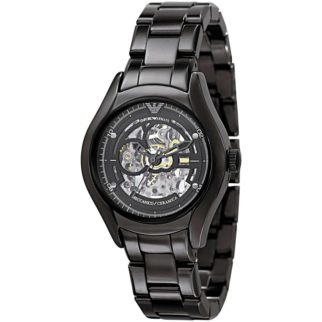 watch mechanical unisex Emporio Armani AR1427