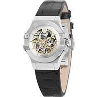 watch mechanical woman Maserati Potenza R8821108020