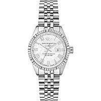 watch mechanical woman Philip Watch Caribe R8223597502