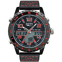 watch multifunction man Avion Cockpit AV-1806-RD