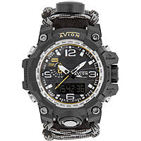 watch multifunction man Avion Cockpit AV-1809-GY