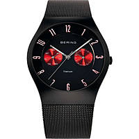 watch multifunction man Bering Titanium 11939-229