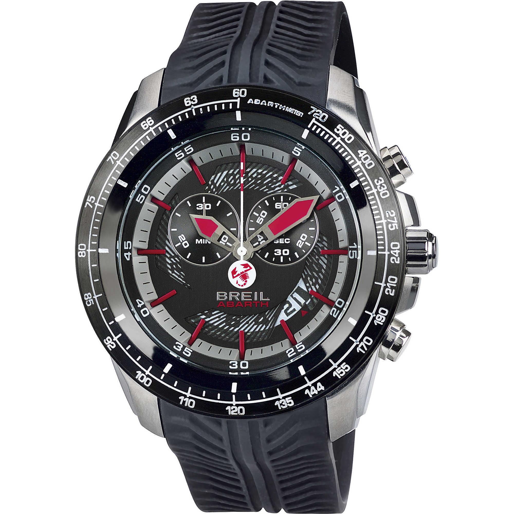 watch multifunction man Breil Abarth Extension TW1488 multifunction