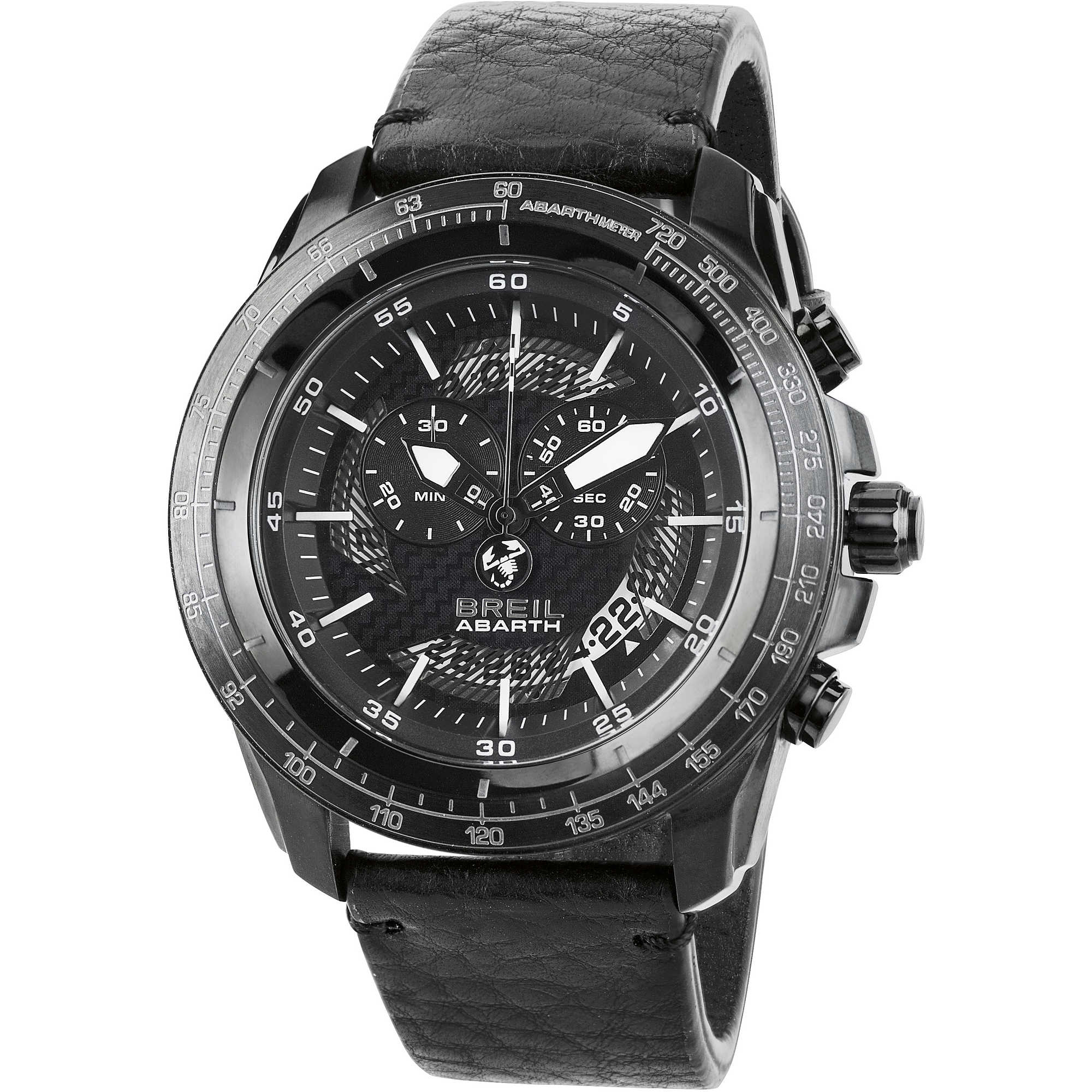 watch multifunction man Breil Abarth Extension TW1490 multifunction