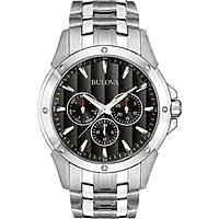 watch multifunction man Bulova Dress 96C107