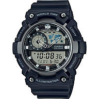 watch multifunction man Casio AEQ-200W-1AVEF
