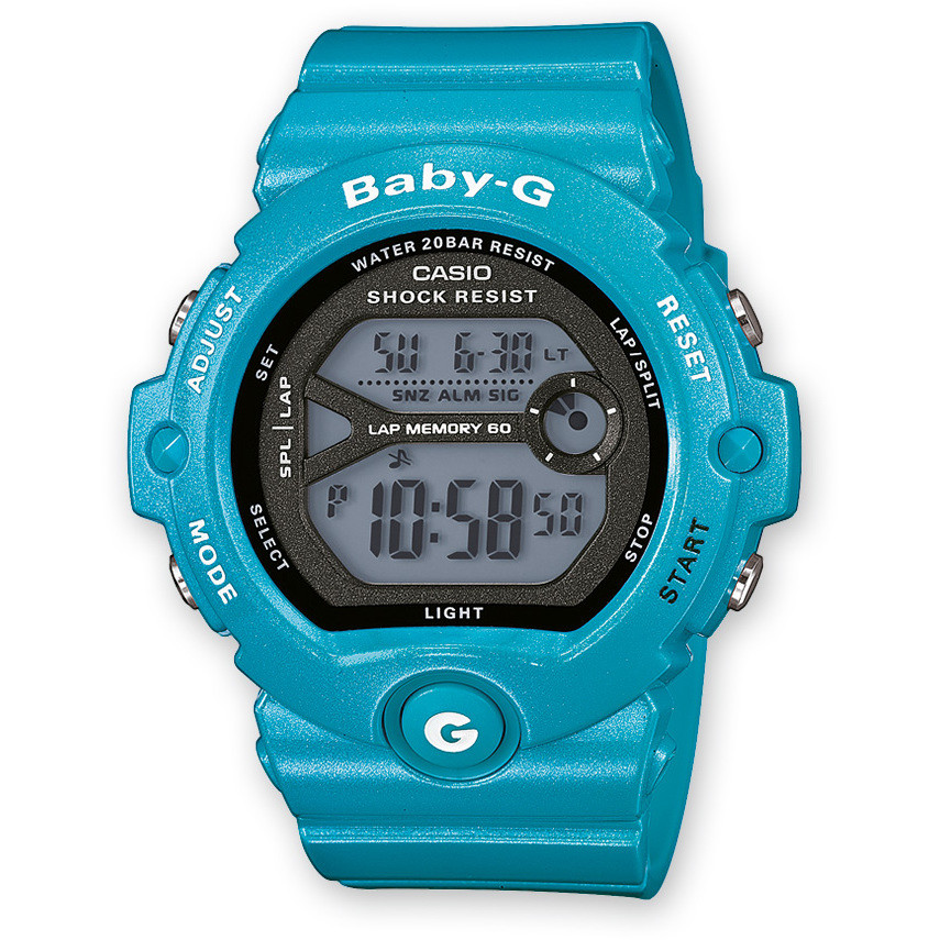 watch multifunction man Casio BABY-G BG-6903-2ER