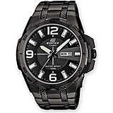 watch multifunction man Casio EDIFICE EFR-104BK-1AVUEF
