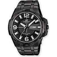 watch multifunction man Casio EDIFICE EFR-104BK-1AVUEF