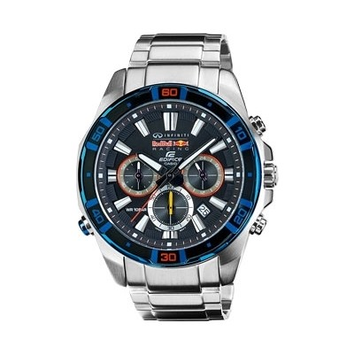 watch multifunction man Casio EDIFICE EFR-534RB-1AER