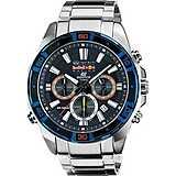 watch multifunction man Casio EDIFICE EFR-534RB-1AER