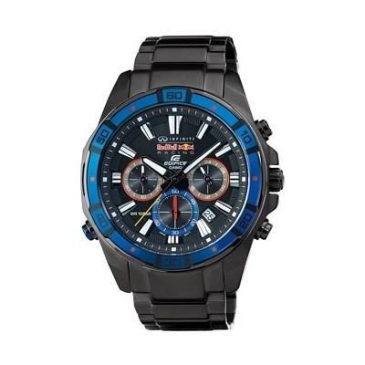 watch multifunction man Casio EDIFICE EFR-534RBK-1AER