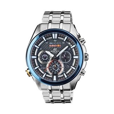 watch multifunction man Casio EDIFICE EFR-537RB-1AER