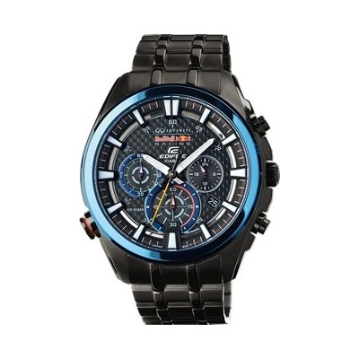 watch multifunction man Casio EDIFICE EFR-537RBK-1AER