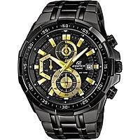 watch multifunction man Casio EDIFICE EFR-539BK-1AVUEF