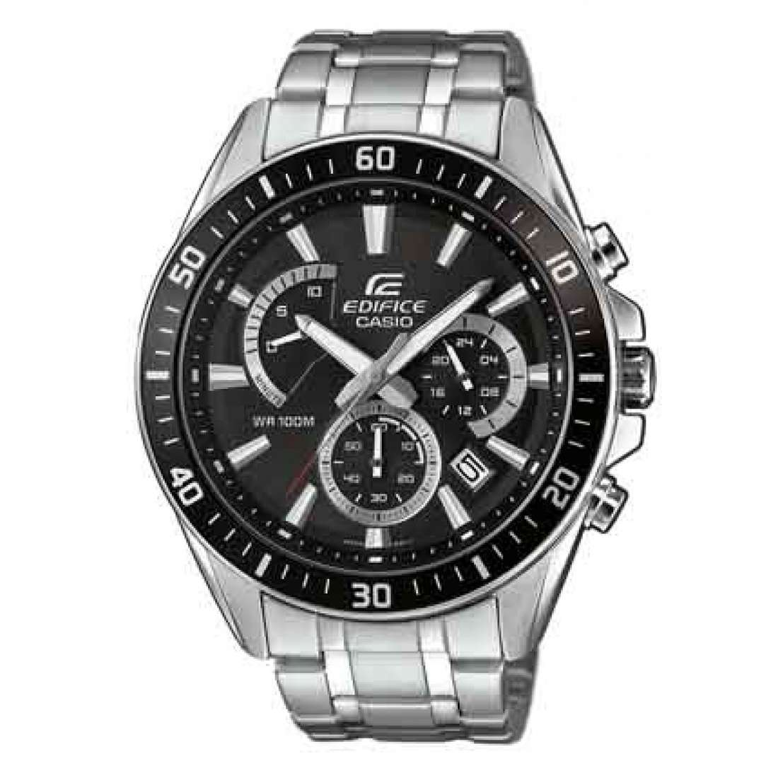 watch multifunction man Casio Edifice EFR-552D-1AVUEF