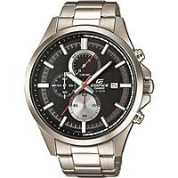 watch multifunction man Casio Edifice EFV-520D-1AVUEF