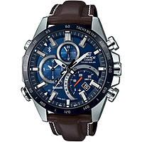 watch multifunction man Casio Edifice EQB-501XBL-2AER