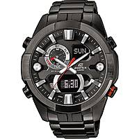 watch multifunction man Casio EDIFICE ERA-201BK-1AVEF