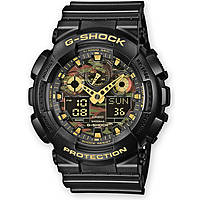 watch multifunction man Casio G-SHOCK GA-100CF-1A9ER