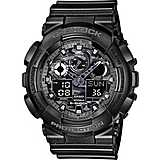 watch multifunction man Casio G-SHOCK GA-100CF-1AER