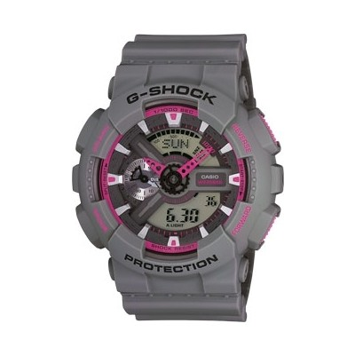 watch multifunction man Casio G-SHOCK GA-110TS-8A4ER