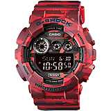 watch multifunction man Casio G-SHOCK GD-120CM-4ER