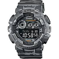 watch multifunction man Casio G-SHOCK GD-120CM-8ER