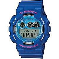 watch multifunction man Casio G-SHOCK GD-120TS-2ER