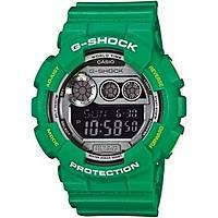 watch multifunction man Casio G-SHOCK GD-120TS-3ER
