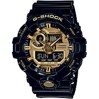 watch multifunction man Casio G Shock Premium GA-710GB-1AER