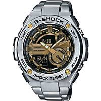 watch multifunction man Casio G Steel GST-210D-9AER