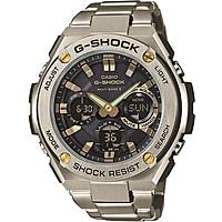 watch multifunction man Casio G Steel GST-W110D-1A9ER