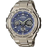 watch multifunction man Casio G Steel GST-W110D-2AER