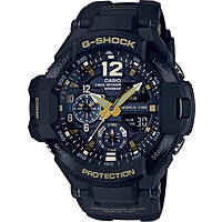 watch multifunction man Casio Mog Gold Premium GA-1100GB-1AER