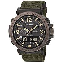 watch multifunction man Casio PRO-TREK PRG-600YB-3ER