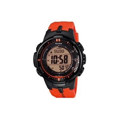 watch multifunction man Casio PRO-TREK PRW-3000-4ER