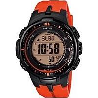 watch multifunction man Casio PRO-TREK PRW-3000-4ER