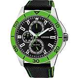 watch multifunction man Citizen Eco-Drive AP4030-06E