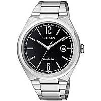 watch multifunction man Citizen Eco-Drive AW1370-51E
