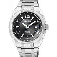 watch multifunction man Citizen Eco-Drive BM6900-58E