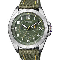 watch multifunction man Citizen Eco-Drive BU2030-09W