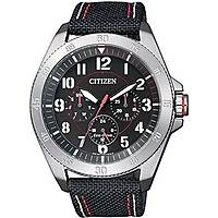 watch multifunction man Citizen Eco-Drive BU2030-17E