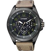 watch multifunction man Citizen Eco-Drive BU2035-05E