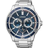 watch multifunction man Citizen Eco-Drive BU2040-56L