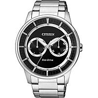 watch multifunction man Citizen Eco-Drive BU4000-50E