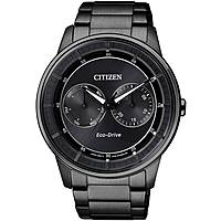 watch multifunction man Citizen Eco-Drive BU4005-56H