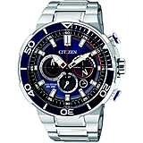 watch multifunction man Citizen Marine Sport CA4250-54L